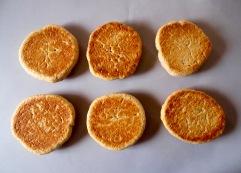 tekakor, swedish bread